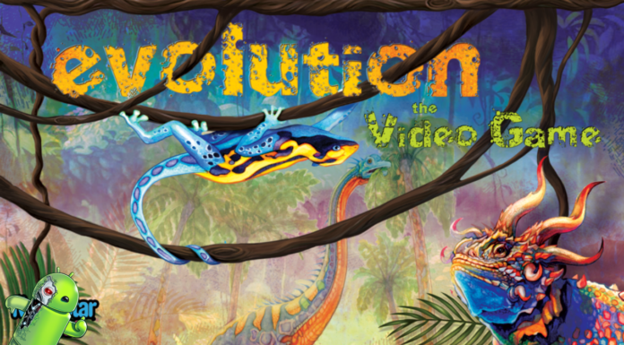 Evolution: The Video Game Disponível para Android