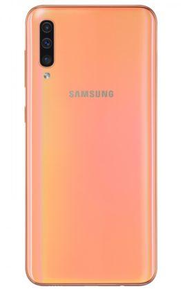 Galaxy A50 e Galaxy A30