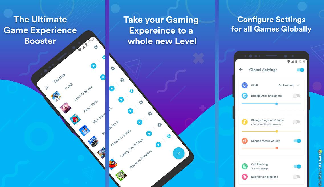 Gaming Mode é o aplicativo que ativa o modo gamer no seu celular! capa
