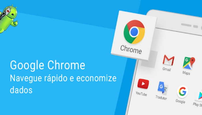 Google Chrome: rápido e seguro