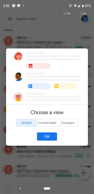Google implementa novo visual do Gmail com Material Design 2 (1)