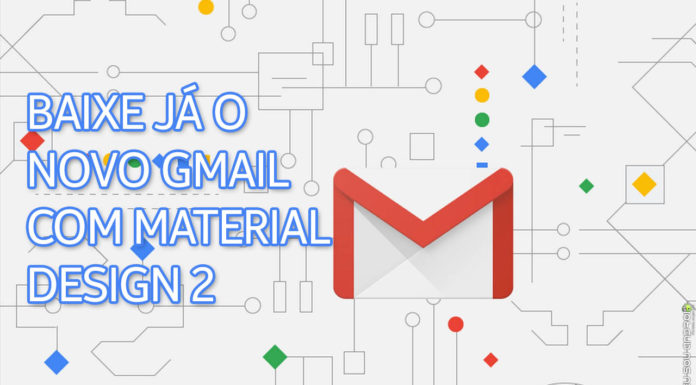 Google implementa novo visual do Gmail com Material Design 2 CAPA