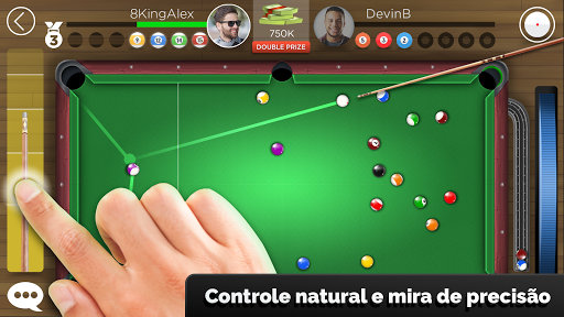 Kings of Pool - Bola 8 Online
