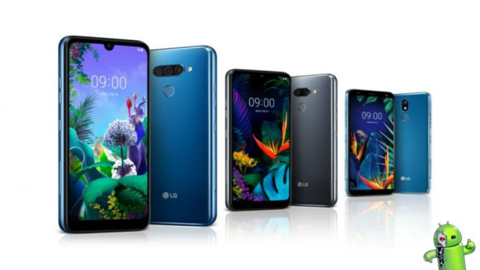 LG Q60, K50 e K40 são anunciados