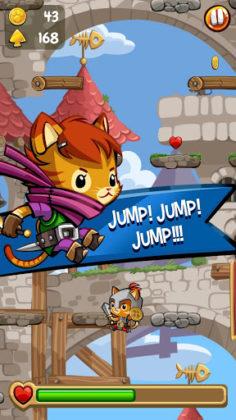 Little Hero Jump