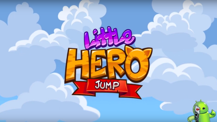 Little Hero Jump Disponível para Android