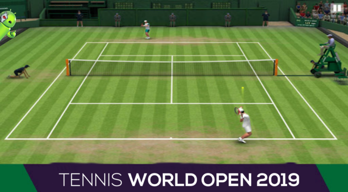 SAIUU! TENNIS WORLD OPEN 2019