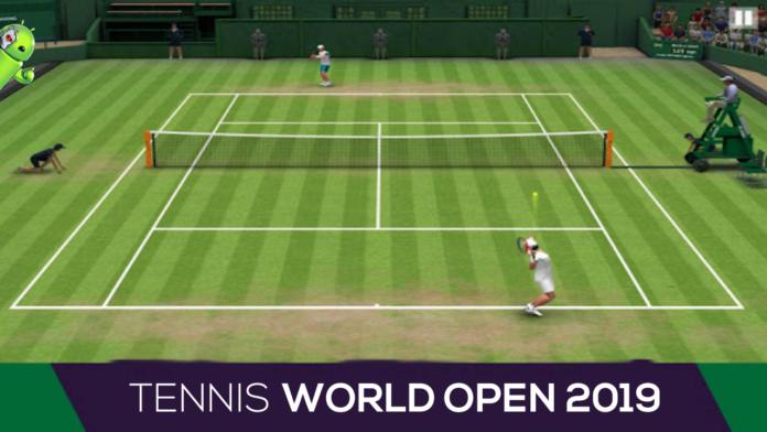 SAIUU! TENNIS WORLD OPEN 2019