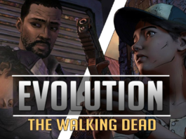 SAIUU! The Walking Dead: Evolution