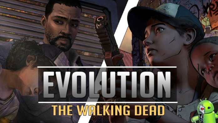 SAIUU! The Walking Dead: Evolution