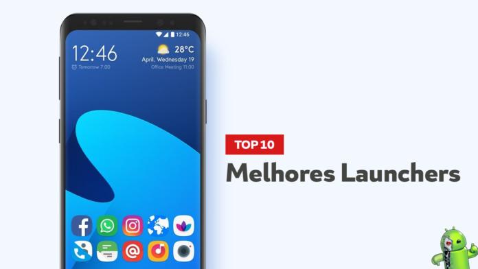 TOP 10 Melhores Launchers para Android em 2019