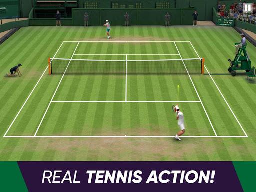 Tennis World Open 2019
