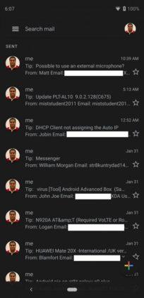 Veja Como Será o Modo Escuro no Android 10 Q (9)