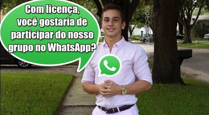 WhatsApp Enfim Vai Ficar Mais Educado e Perguntar Se Você Quer Entrar em Grupos capa