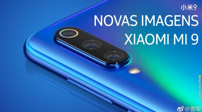 Xiaomi Mi 9 Aparece Online e ele é SEM DÚVIDAS o Aparelho Mais Bonito Até Agora! CAPA