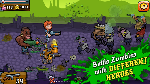 Zombie West: Dead Frontier
