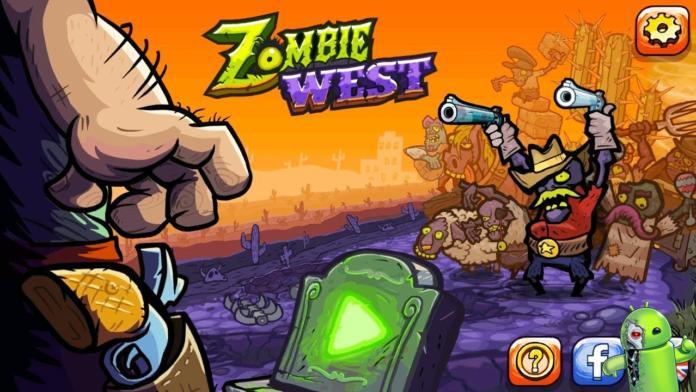 Zombie West: Dead Frontier Disponível para Android