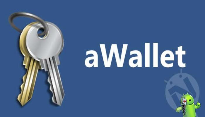 aWallet Password Manager
