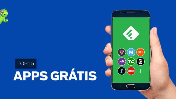 15 melhores aplicativos gratuitos Para Android