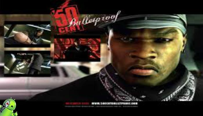 50 Cent Bulletproof