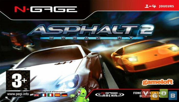 Asphalt - Urban GT 2