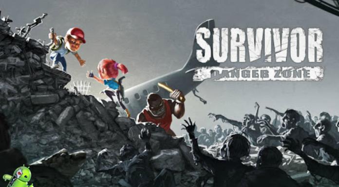 CHEGOU!! Survivor DangerZone já está disponível na Google Play