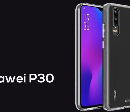Cases oficiais do Huawei P30 e P30 Pro confirmam o design antes do lançamento