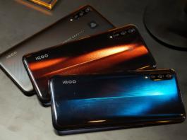 Conheça o Vivo iQOO um telefone para jogos que tem 12 GB de RAM