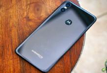 Especificações detalhadas do Motorola One Vision são vazadas