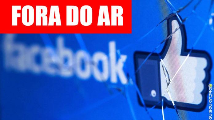 Facebook Está Instável e Problema Atinge Até Mesmo WhatsApp e Instagram! CAPA]