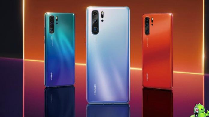 Huawei P30 Pro é lançado oficialmente