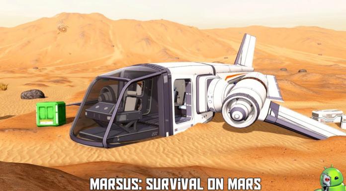 Marsus: Survival on Mars Disponível para Android