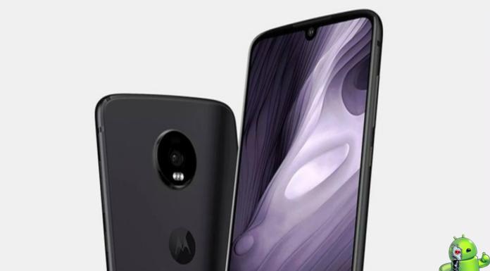 Moto Z4 Play Aparece no FCC revelando suas especificações