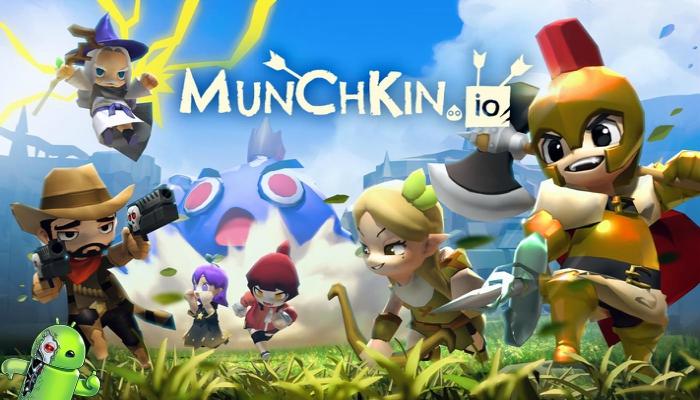 Munchkin.io - Duelo de Coroas
