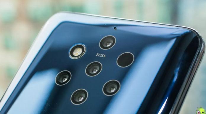 Nokia mostra qual a vantagem de ter um smartphone com 5 câmeras capa