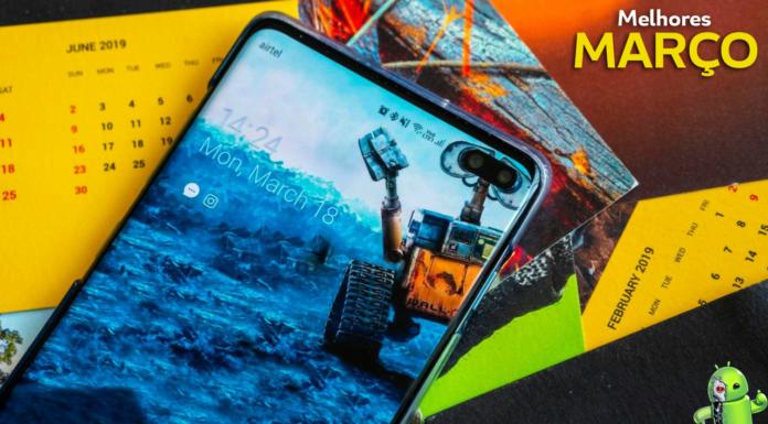 Os Melhores Aplicativos de Março para Android de 2019