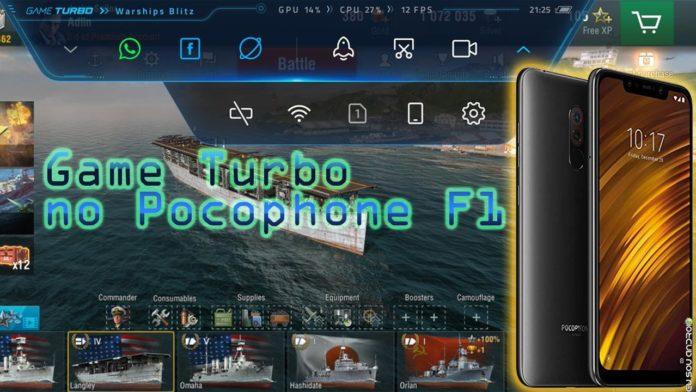 Pocophone Agora tem Modo Game Turbo na Versão Beta da MIUI! capa