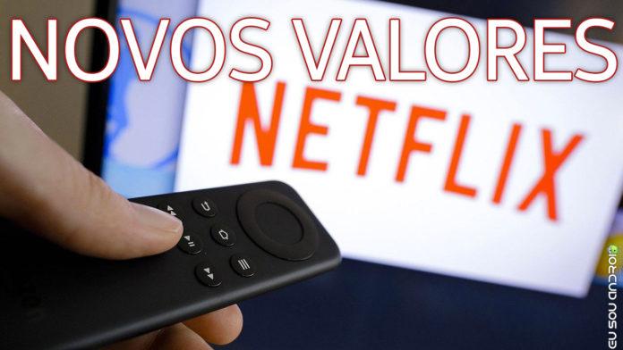 Prepare o Seu Bolso! Netflix Sobe Preço de Mensalidades no Brasil! CAPA