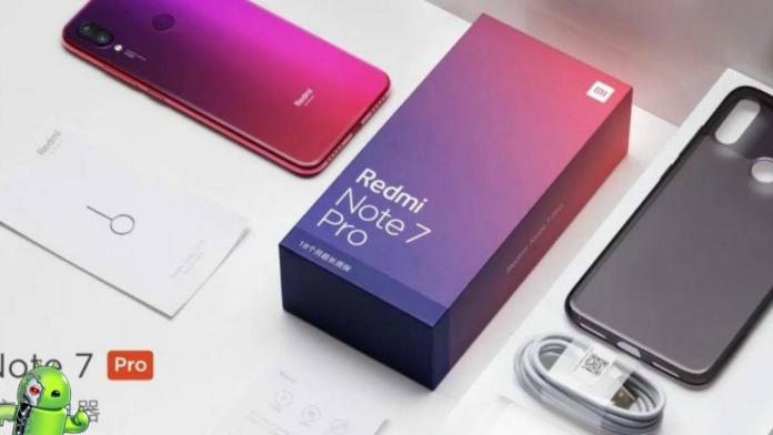 Redmi Note 7 Pro não estará disponível globalmente
