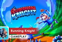 Running Knight Disponível para Android