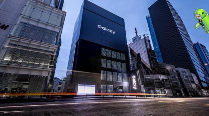 Samsung abre a maior loja da família Galaxy em Tóquio