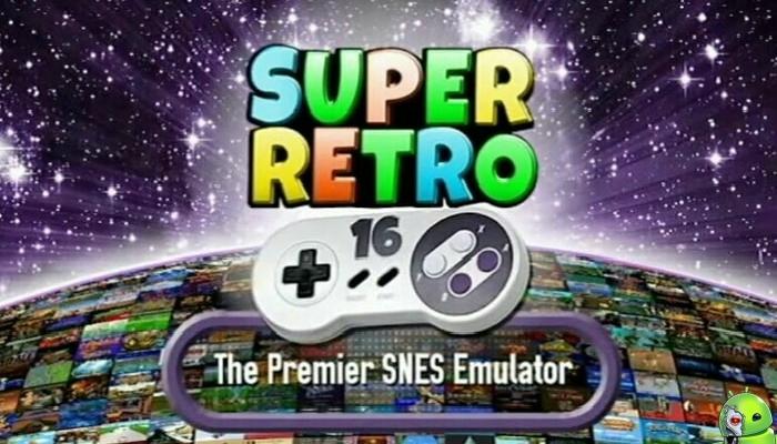 SuperRetro16