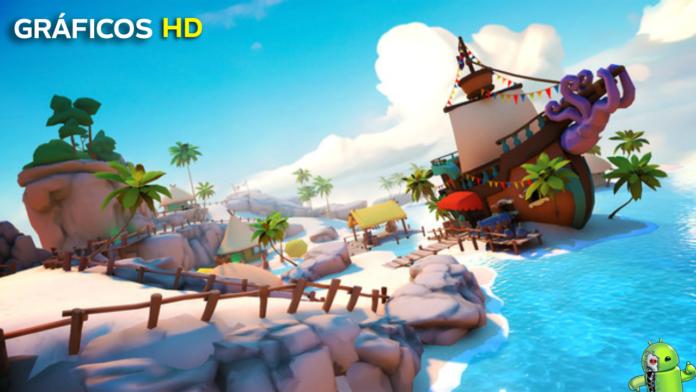 TOP Melhores Jogos com GRÁFICOS HD Para Android de 2019