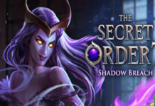 The Secret Order 7: Shadow Breach Disponível para Android