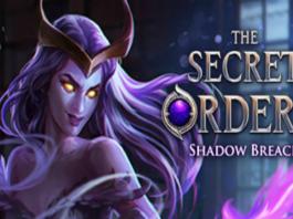 The Secret Order 7: Shadow Breach Disponível para Android