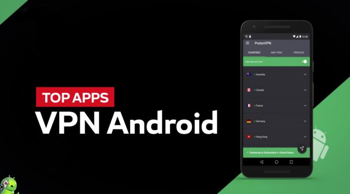 Top Melhores aplicativos VPN para Android