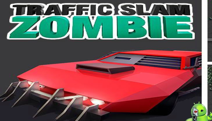 Traffic Slam Zombie Racing