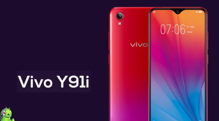 """Vivo Y91i é lançado com 6,22 """"display e bateria de 4.030 mAh"""
