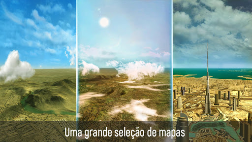 Wings of War: BATALHAS AÉREAS 3D ONLINE!