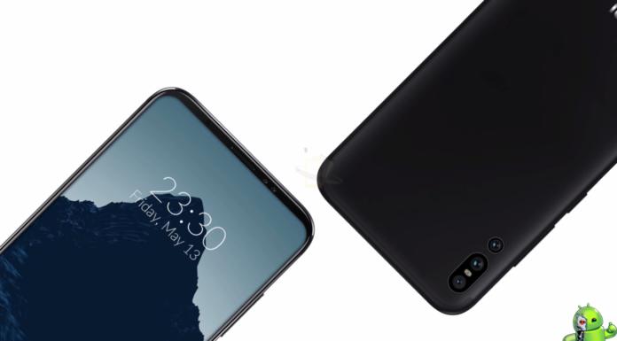 Xiaomi Mi A3 virá com um scanner de impressões digitais em display